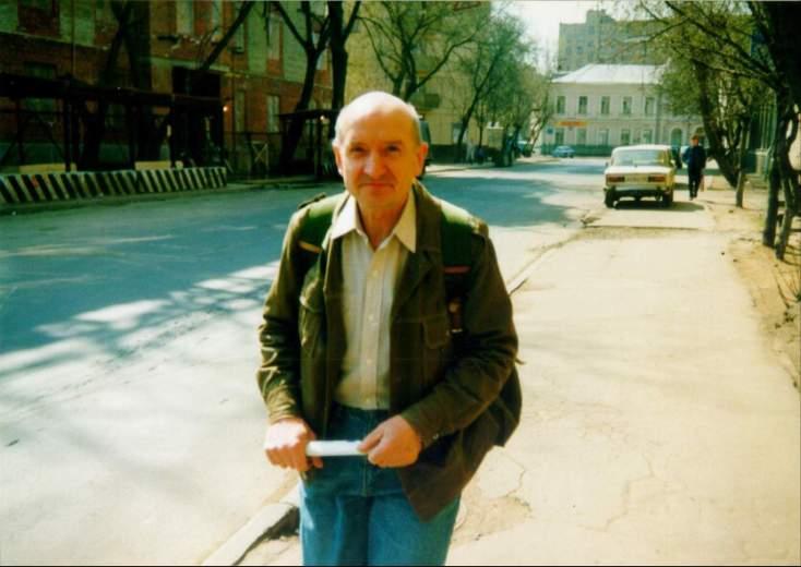 Федотов Валерий Дмитриевич