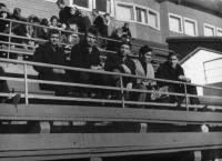 Р12-Р42 вып 1963-1967 :: на стадионе