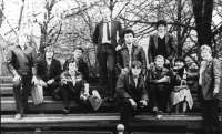 Группа ОД-23 1980-1983гг.
