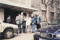 Встреча 14 апреля 2001 года