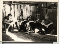 Колхоз 1963 г. Группа Л-22