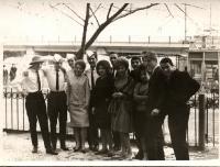 Команда КВН гр. Л-32 1964 г.