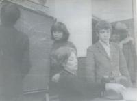 Группа ЭО-11-41 1972-1976 г. :: На занятиях по оптике - Учащиеся группы ЭО-11-41 1972-1976 годы